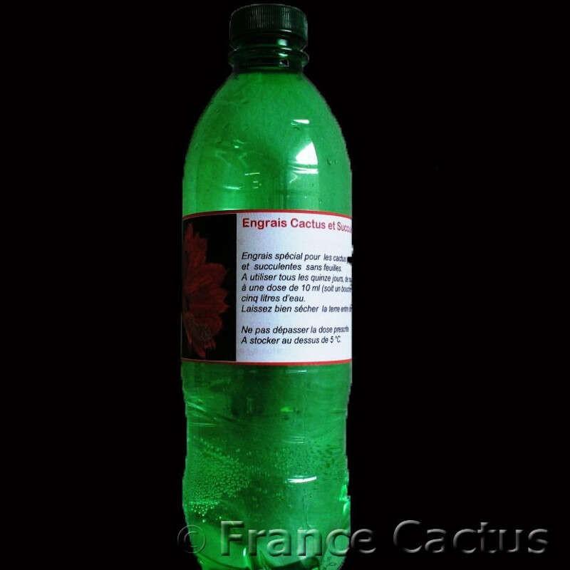 Engrais Liquide Cactus 500 ml